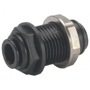 Bulkhead Connector 12mm