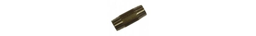 Black Iron Barrel Nipples MxM