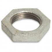 "1/2"" Galvanised Backnuts"
