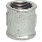 "1/2"" Galvanised Sockets FxF"