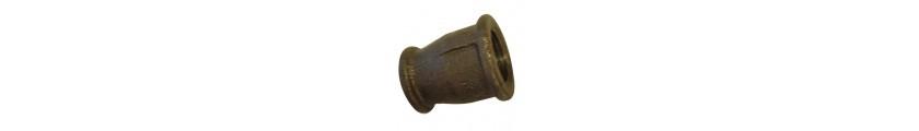 Black Iron Reduced Sockets FxF