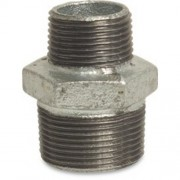 "21/2 X 2"" Galvanised Reducing Nipple"