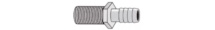 Nozzle Thread to Barb