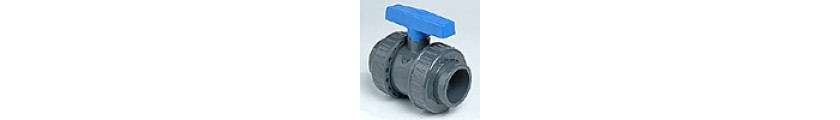 Standard Double Union Ball Valves