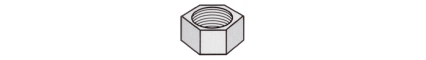 Swivel Nut - Hex