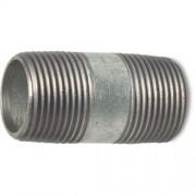 "4"" Galvanised Barrel Nipples MxM"