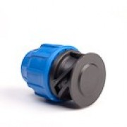 25mm PP End Cap for MDPE Pipe
