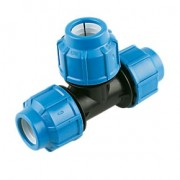 20mm PP Tee 90° for MDPE Pipe