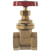 "Heavy Gate Valve 2"" BSP Female"