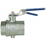"Butterfly Valve 21/2"" BSP Female"