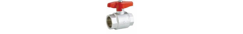 Low Pressure Plated Brass Ball Valves