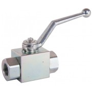 "High Pressure Ball Valve 3/4""BSP Female Threads 400 Bar"