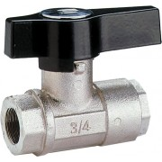 "High Pressure Ball Valve 3/4""BSP Female Threads 210 Bar"