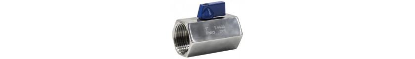 Stainless Steel Mini Ball Valves