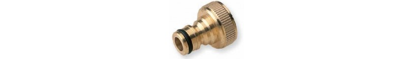 Brass Quick Connectors and Valves