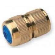 Brass Quick Hose to Bayonet Connector 3/4 inch Hose
