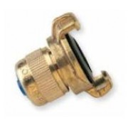 Brass Quick Hose Connector with Quick Coupler 3/4 inch Hose
