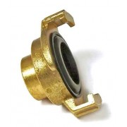 Brass Quick Coupling Female 1 BSP inch