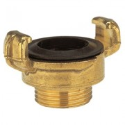 Brass Quick Coupling Male 3/4 BSP inch