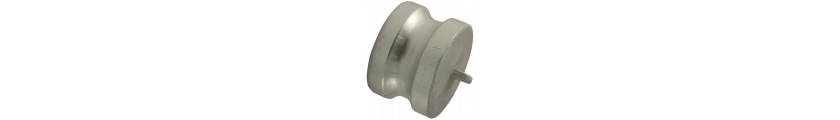 Aluminium Camlock Type DP Male Part