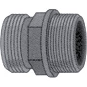 "1 1/4"" Thread to 1 1/2"" Nylon Hose Savers - Nipple"