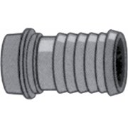 "1 1/2"" Thread to 1 1/4"" Nylon Hose Savers - Straight"