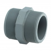 "1/2"" ABS BSP Threaded Hexagon Nipple"