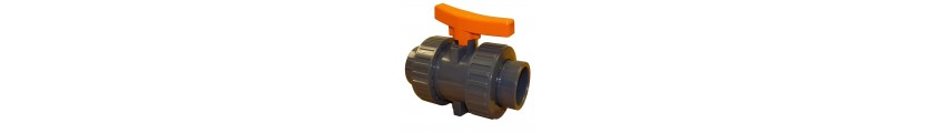Industrial Double Union Ball Valves