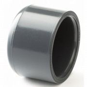110mm PVCu Plain Cap