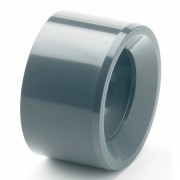 75X63mm PVCu Plain Reducing Bush