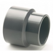 32X25mm PVCu Plain Reducing Socket