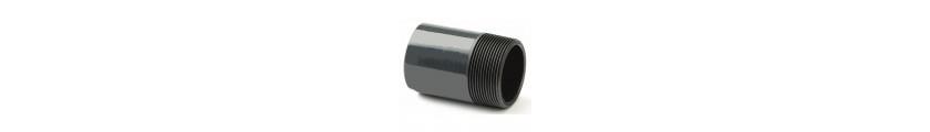 Plain/BSP Threaded Barrel Nipples